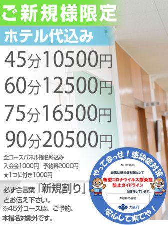 新大阪女教師の秘密 ホテヘル 新大阪・西中島 割引クーポン
