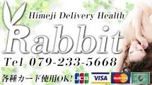 姫路ラビット デリヘル 姫路 ◆◆◆ホテル込み¥15,000◆◆◆の割引クーポン